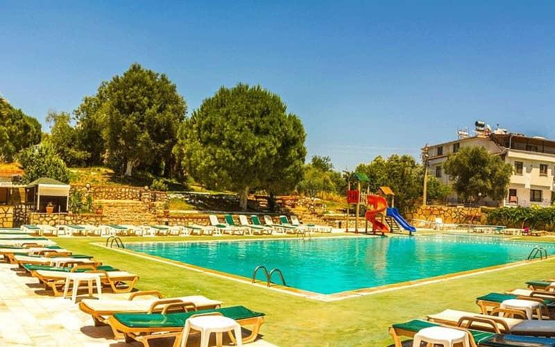 هتل First Class Hotel Didim