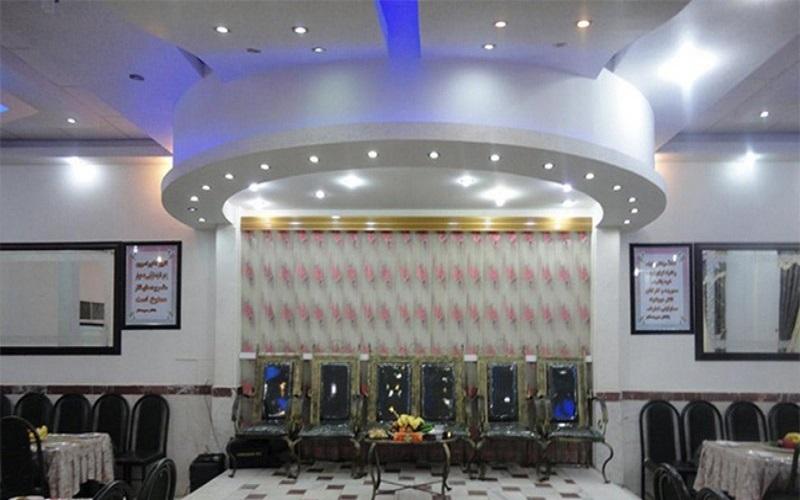 هتل سیاح کاشان