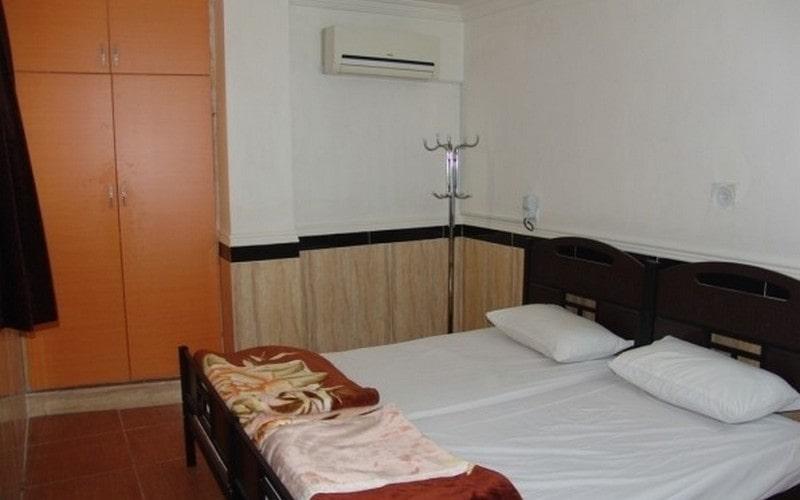 هتل آپارتمان گل نرگس گرگان