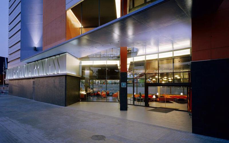 هتل پرنسس بارسلونا