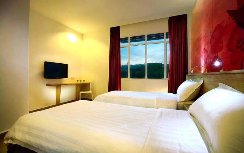 هتل فیو سنانگ بیچ لنکاوی