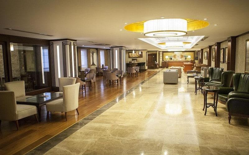 هتل Bilek Istanbul Hotel