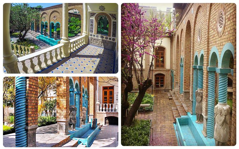 خانه موزه مقدم تهران