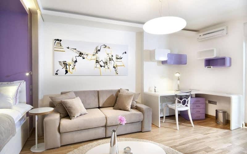 هتل Nuru Ziya Suites Istanbul