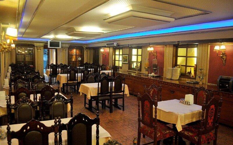 هتل Grand Hotel de Londres Istanbul