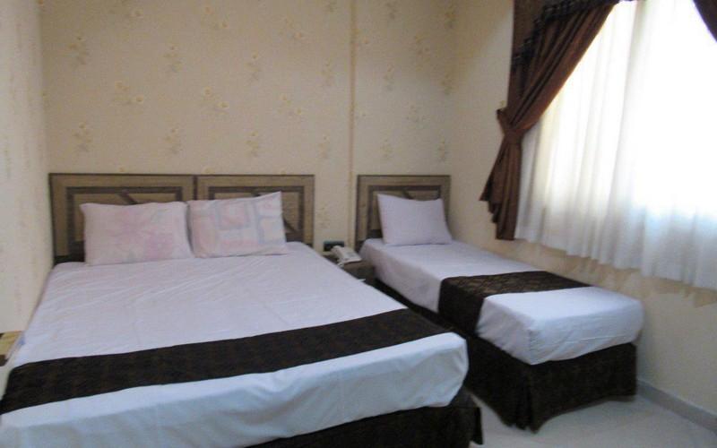 هتل آرسان مشهد
