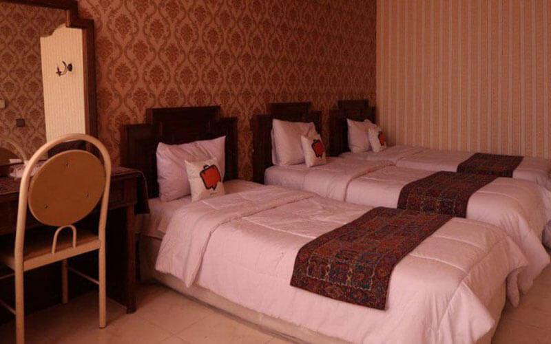 هتل آرامش یزد
