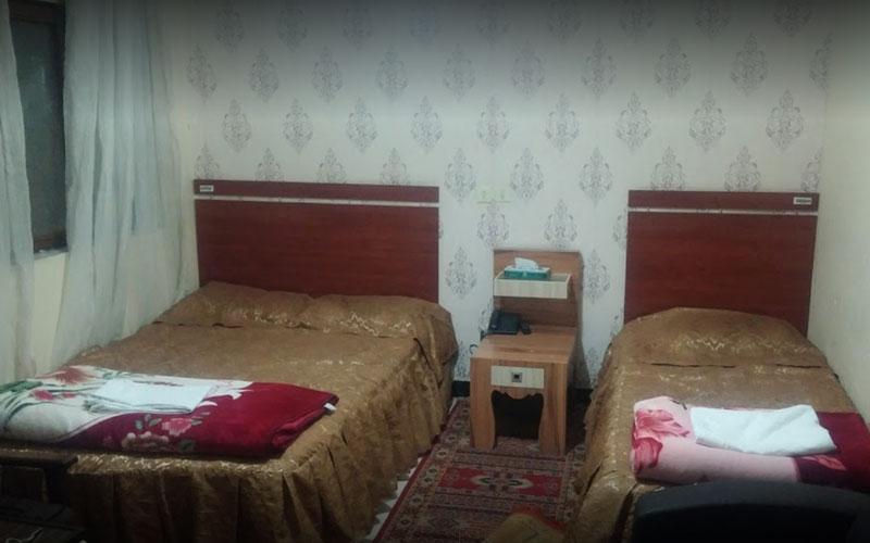 هتل صالح زاهدان
