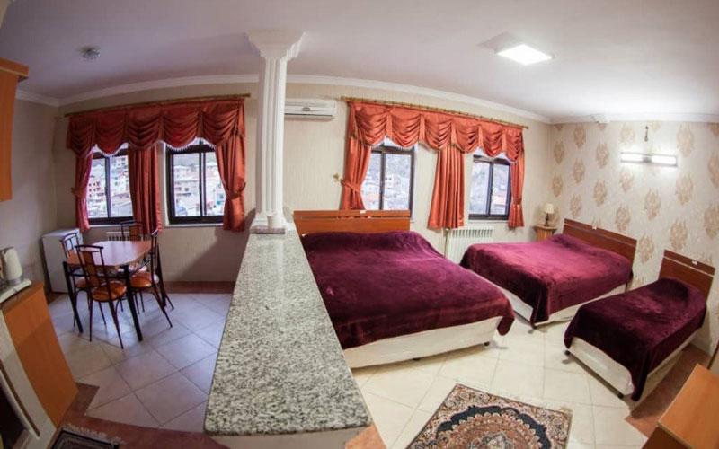 هتل زیارت گرگان