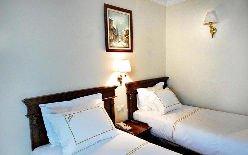 هتل Golden Crown Hotel Istanbul