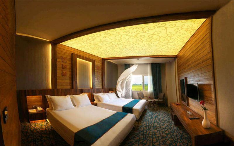 هتل میزبان (چهار ستاره) بابلسر