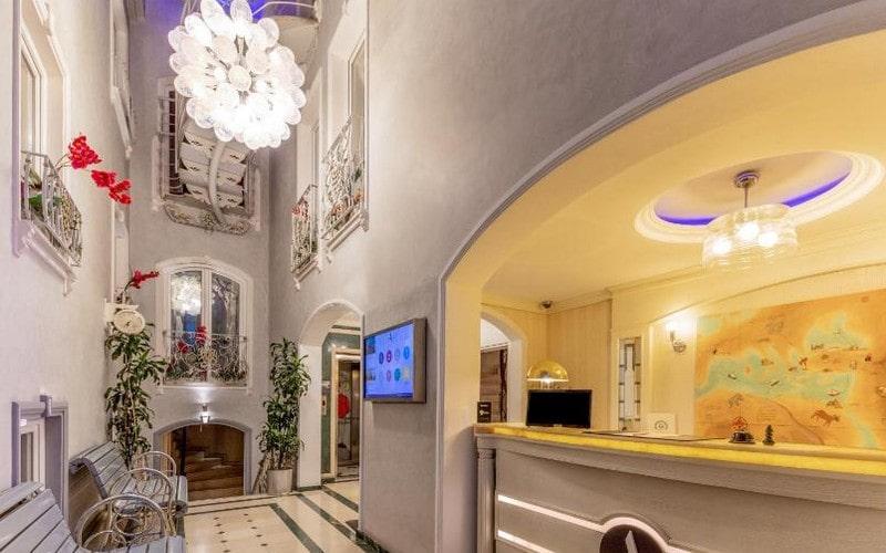 هتل Hotel Amira Istanbul