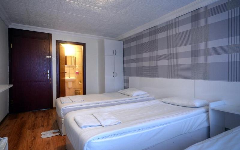 هتل آبرو نکاتبی آنکارا