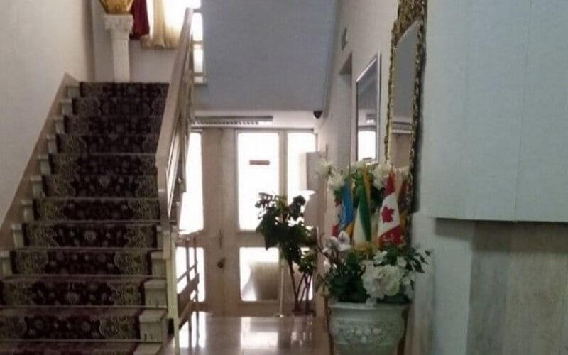 هتل نادر تهران