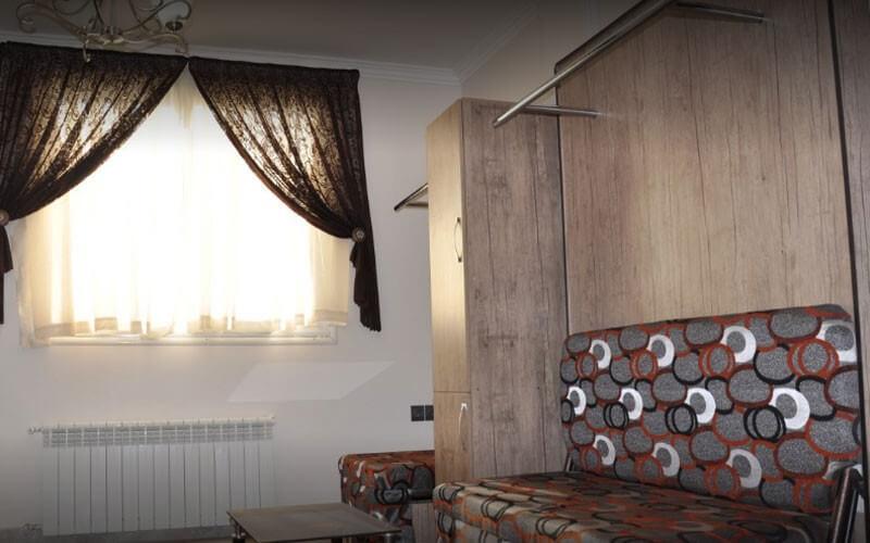 هتل آپارتمان کاشانی مشهد