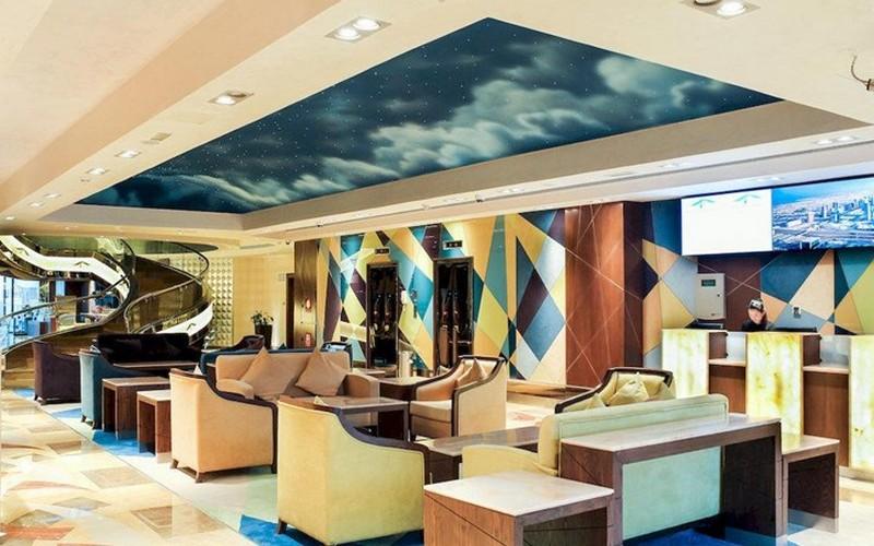 هتل Halo Hotel Dubai