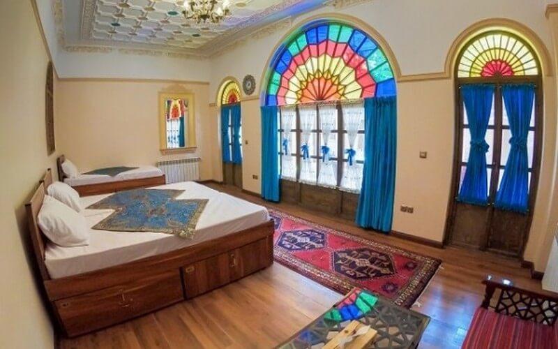 اقامتگاه سنتی پهلوان رزاز تهران