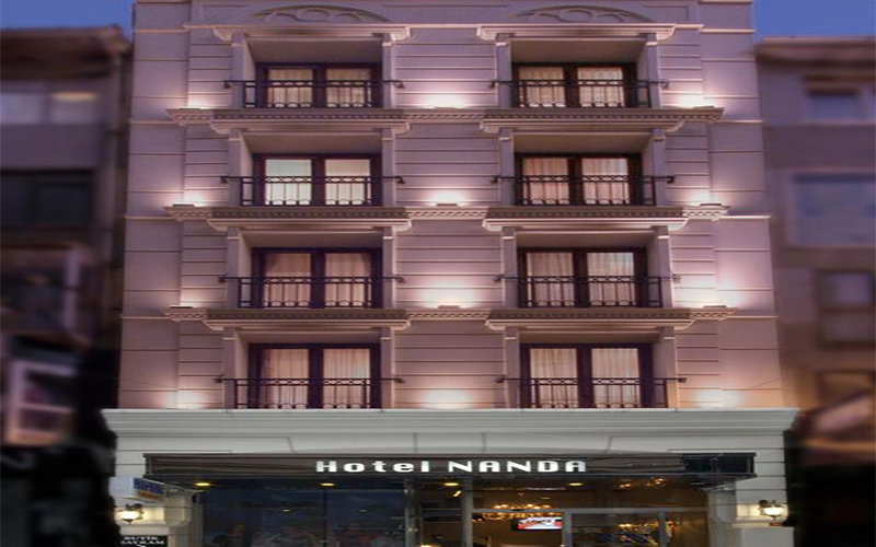 هتل ناندا استانبول
