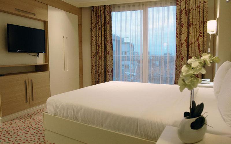 هتل له میراژ استانبول