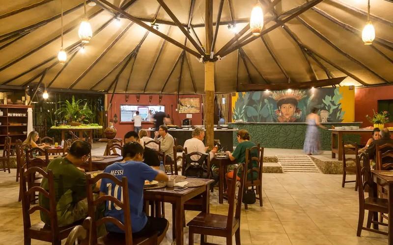 هتل Amazon EcoPark Jungle Lodge Manaus
