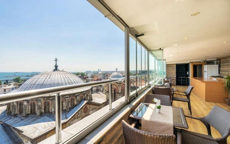 هتل Sayeban Hotel Istanbul