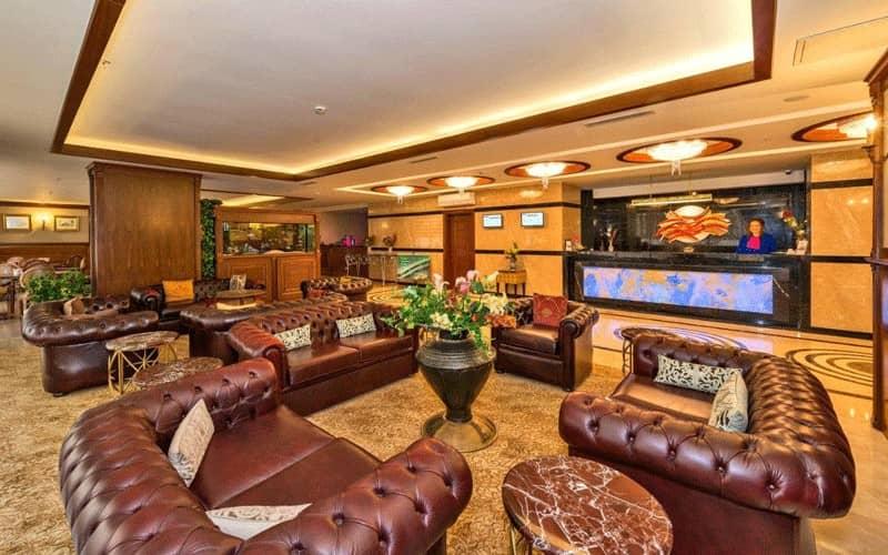 هتل Dab Hotel Istanbul