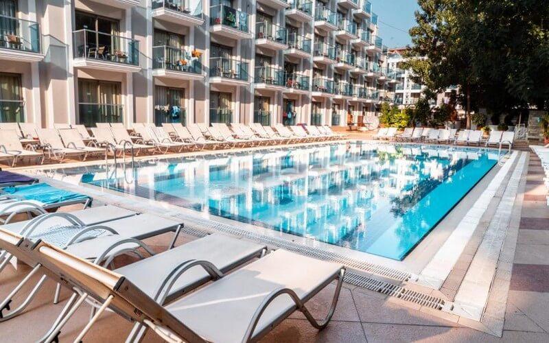 هتل Emre Beach Hotel Marmaris