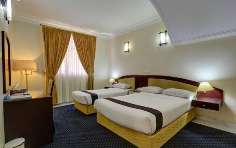 هتل جهانگردی بسطام