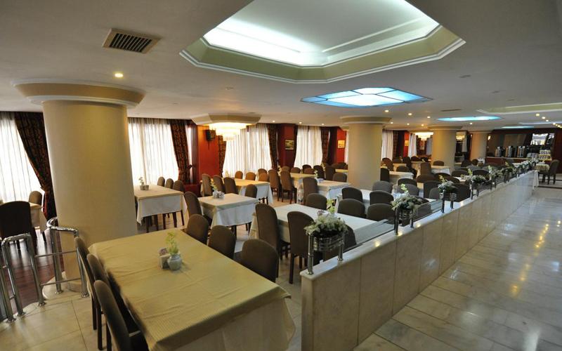 هتل بویوک شاهینلر استانبول