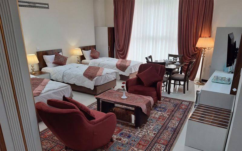 هتل آرتیمیس يزد