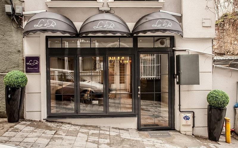 هتل Luce Di Pera Boutique Hotel Istanbul