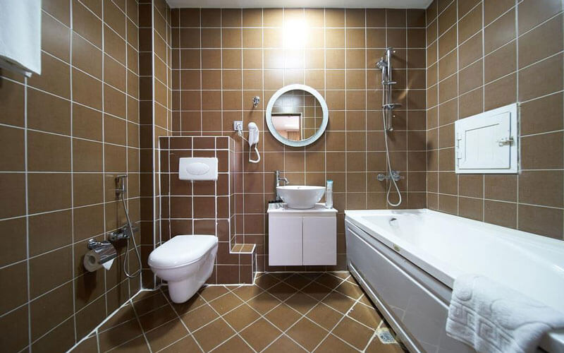 هتل Crossway Hotel Baku