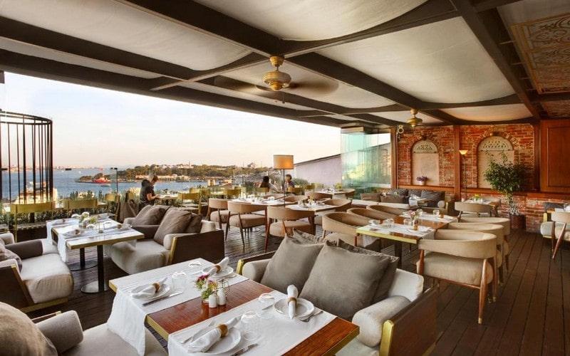هتل Georges Hotel Galata Istanbul
