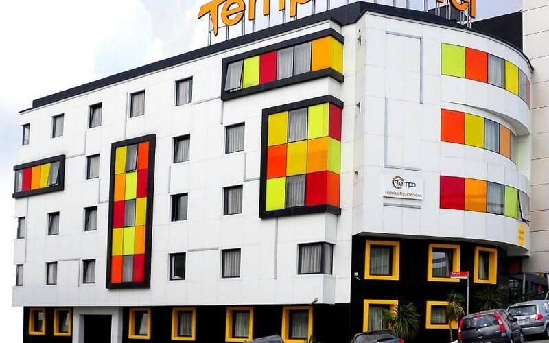 هتل Tempo Hotel Caglayan Istanbul