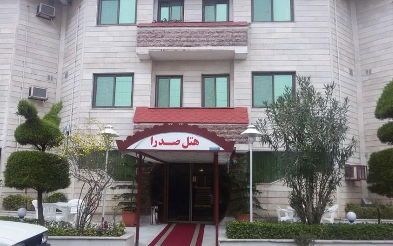 هتل صدرا تنکابن