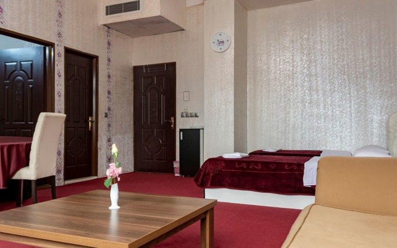 هتل پارادایس کلیبر