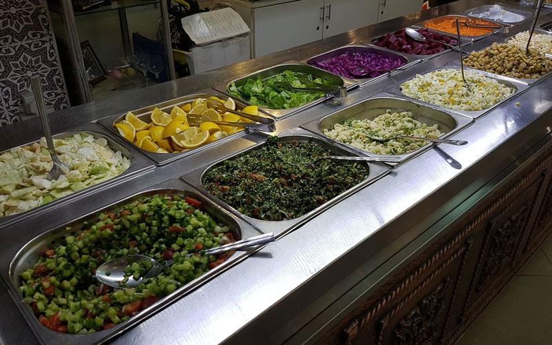 رستوران حاتم طائی دبی