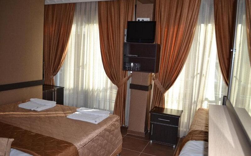 هتل Ares Hotel Istanbul