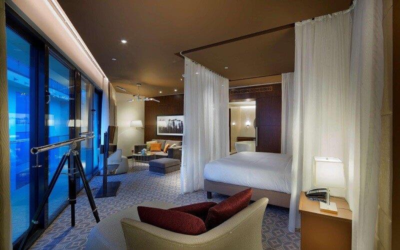 هتل Hilton Batumi