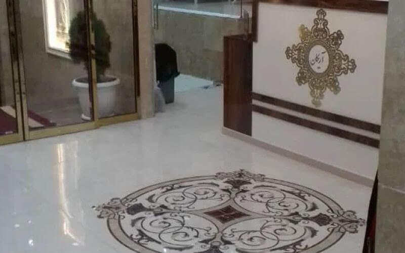 هتل آپارتمان آریکان مشهد