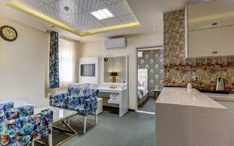هتل راه و ما یزد