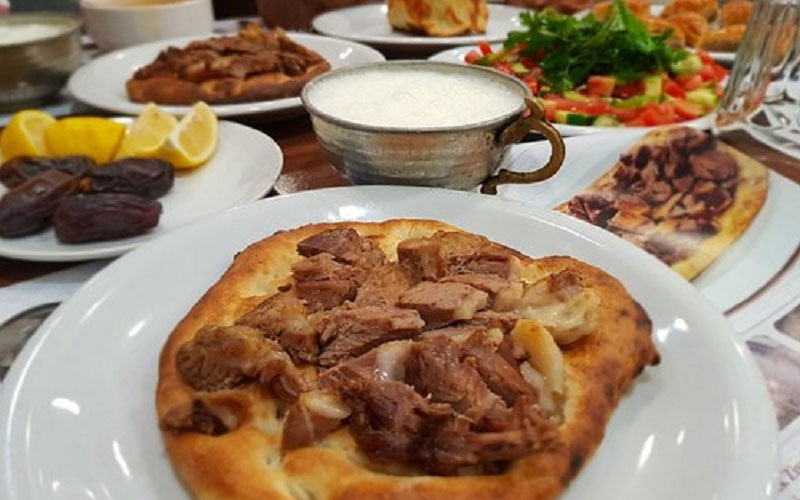 رستوران کباب شرف استانبول
