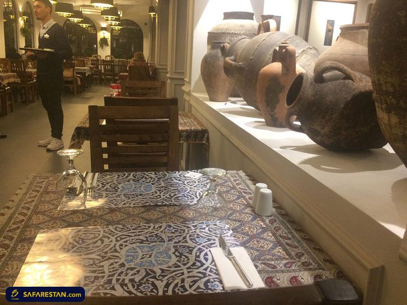 رستوران ریحون استانبول