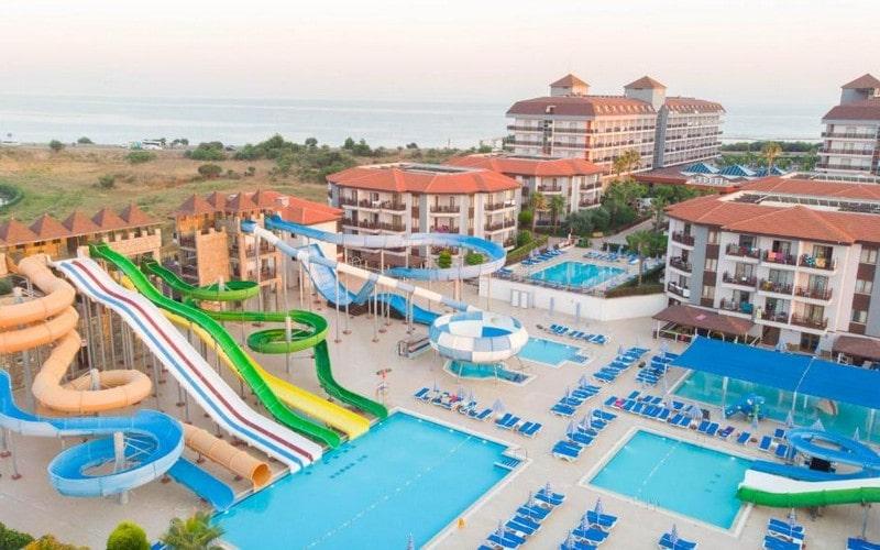 هتل Eftalia Aqua Resort Alanya