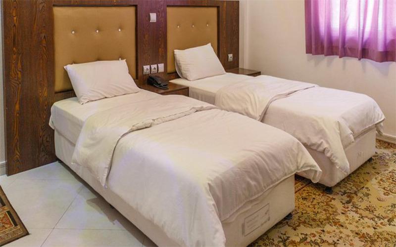 هتل قباد قشم