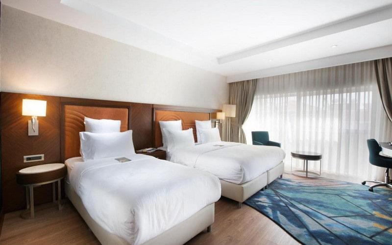 هتل Mercure Istanbul Bakirkoy