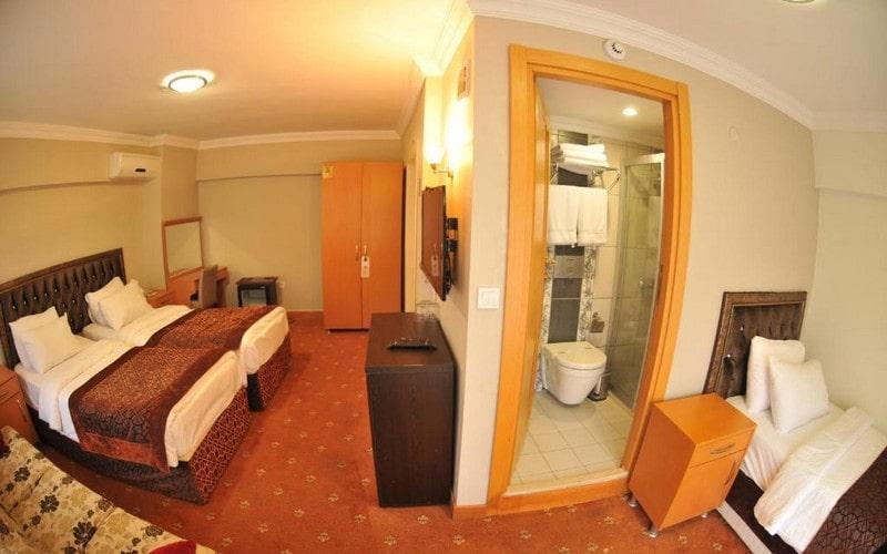 هتل Palace Point Hotel Istanbul