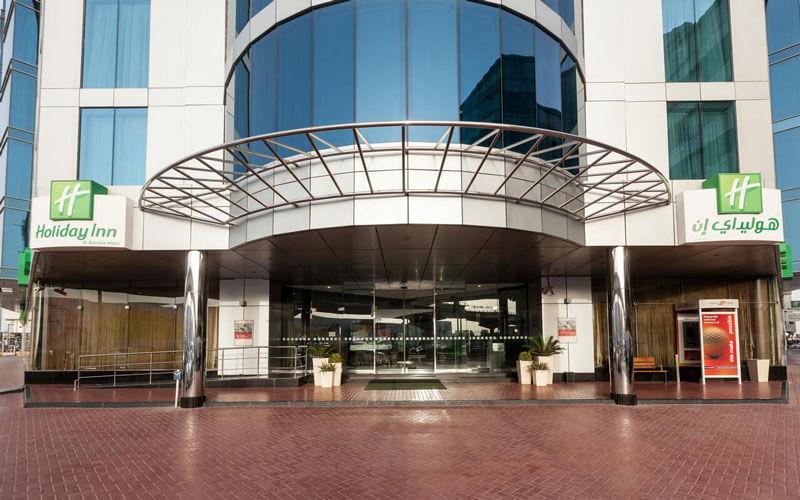 هتل هالیدی این البرشا دبی