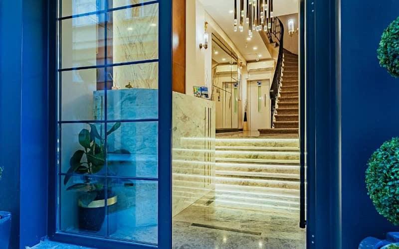 هتل The Milltown Sisli Istanbul