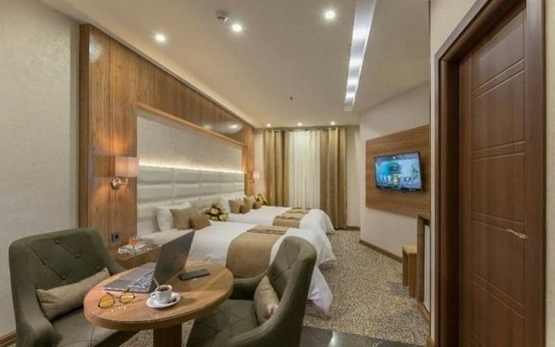هتل ولیعصر تهران